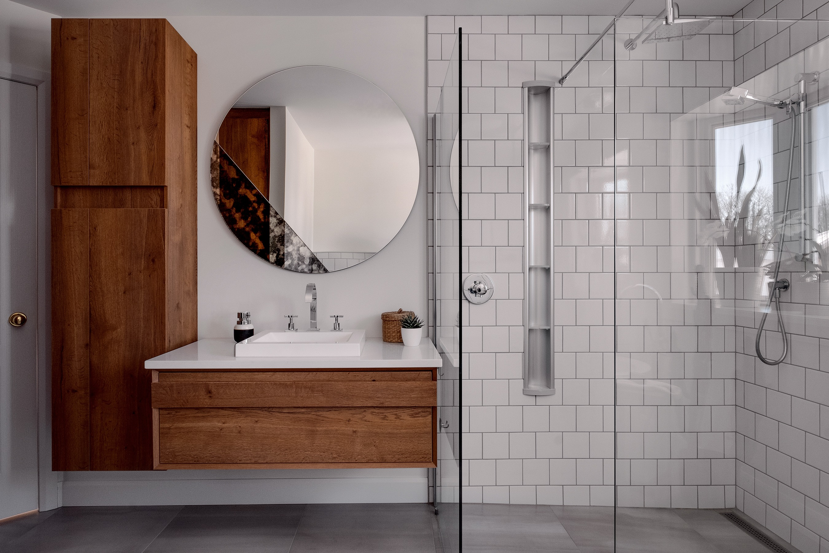 Salle de bain Félix-Leclerc